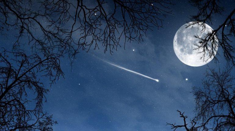 місяць, затемнення